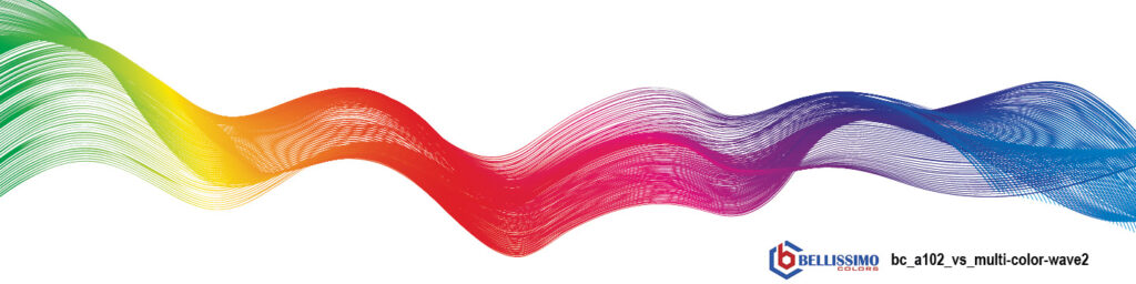 Multi Color Wave 2