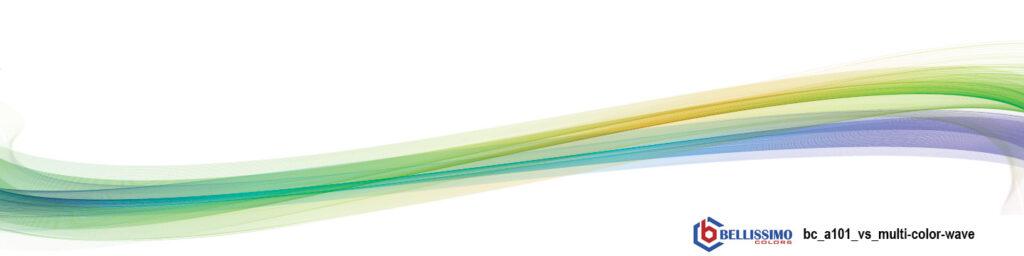 Multi Color Wave 3