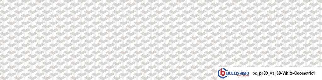 White Geometric 2