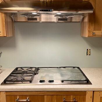 Before Kitchen Backsplash New York